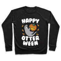 Happy Otterween (White)