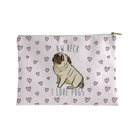 Aw Heck I Love Pugs