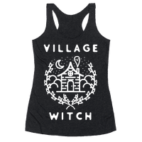 Village Witch Racerback