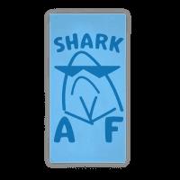 Shark AF Beach Towel
