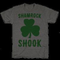 Shamrock Shook Tee