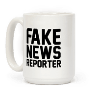 Fake News Reporter Mug