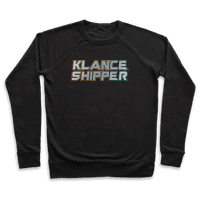 Klance Shipper Parody White Print