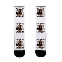 Who Run The World Parody Sock