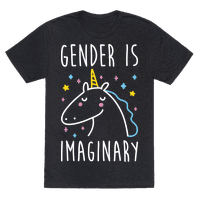 Gender Is Imaginary Unicorn