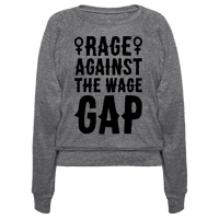 Rage Against The Wage Gap Pullover