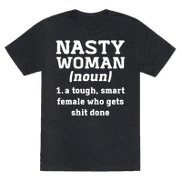 Nasty Women Definition