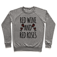 Red Wine and Red Roses