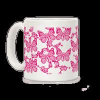 Butterfly Vagina Pattern