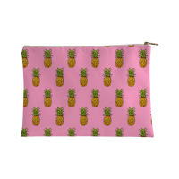 Pink Pineapple Pattern Accessorybag