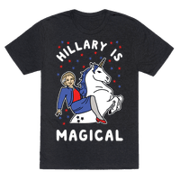 Hillary is Magical Alt