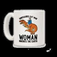 Woman Inherits The Earth Hillary Parody