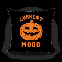 Current Mood: Halloween Pillow