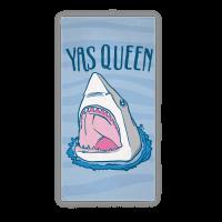 Yas Queen Shark Beach Towel