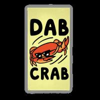 Crab Doing The Dab Towel