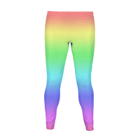 Rainbow Gradient Legging