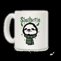 Slotherin Mug