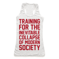 Training To The Inevitable Collapse Of Modern Society