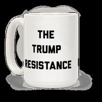 The Trump Resistance Mug