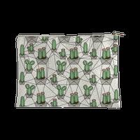 Geometric Cactus Accessorybag