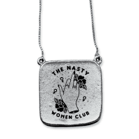 The Nasty Woman Club Necklace