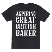 Aspiring Great British Baker