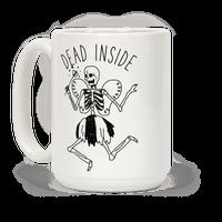 Dead Inside Skeleton Fairy