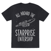 All Aboard The Starprise Entership