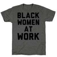 Black Women At Work