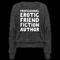 Professional Erotic Friend Fiction Author White Print