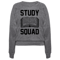 Study Squad Pullover