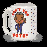 Chibi Obama Mug