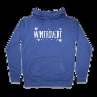 Wintrovert White Print