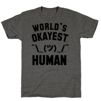World's Okayest Human