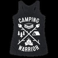 Camping Warrior (White)
