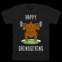 Happy Gainsgiving