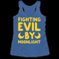 Fighting Evil By Moonlight