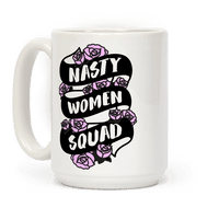 Nasty Women Squad Mug
