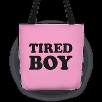 Tired Boy