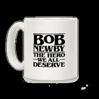 Bob Newby The Hero We All Deserve Parody