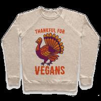 Thankful For Vegans