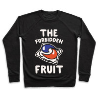 The Forbidden Fruit White Print