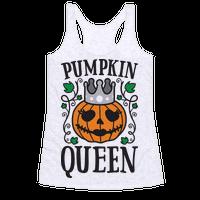 Pumpkin Queen Racerback