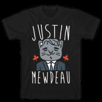 Justin Mewdeau White Print