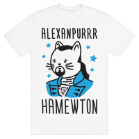 Alexanpurrr Hamewton Parody