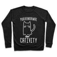 Purranormal Cativity (White)