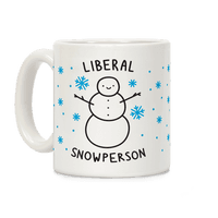 Liberal Snowperson