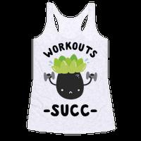 Workouts Succ Racerback
