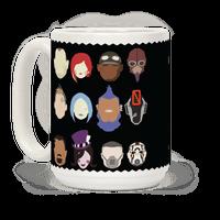 Pandora Citizens Mug