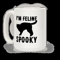 I'm Feline Spooky Mug